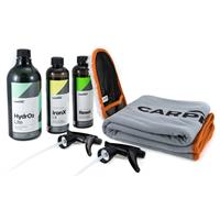 CarPro Exclusive Wash Kit Kvalitet for komplett vedlikeholdsvask!