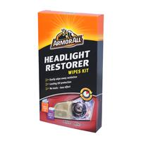 Armor All Headlight Restoration Wipes Frontlysfornyer